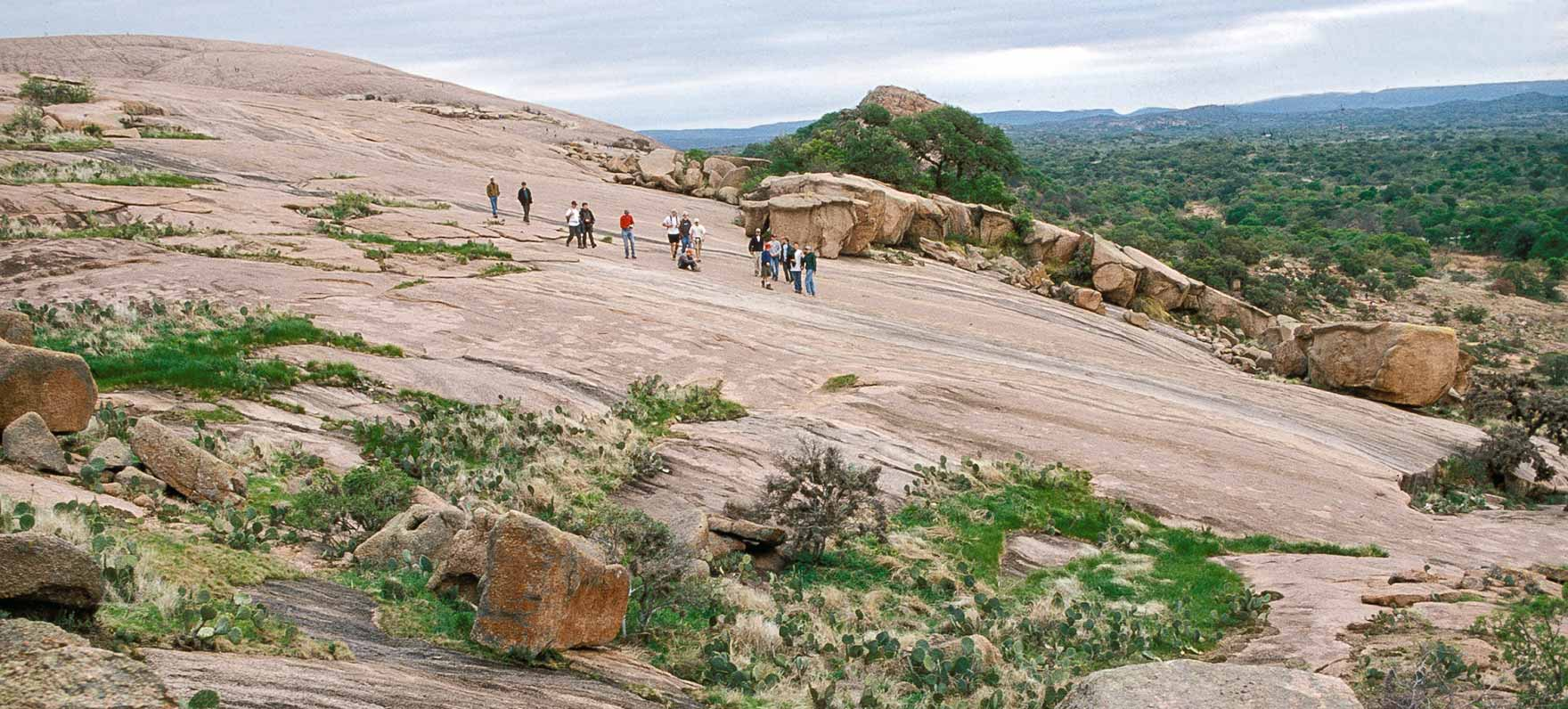 Enchanted Rock State Natural Area Texas Parks Wildlife