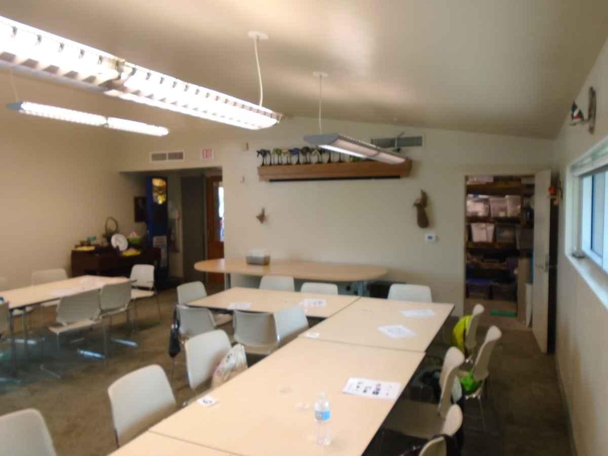 Inside the Ibis Meeting Room.