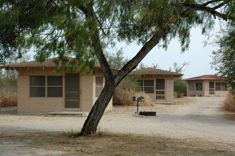 Falcon State Park Screened Shelters Texas Parks