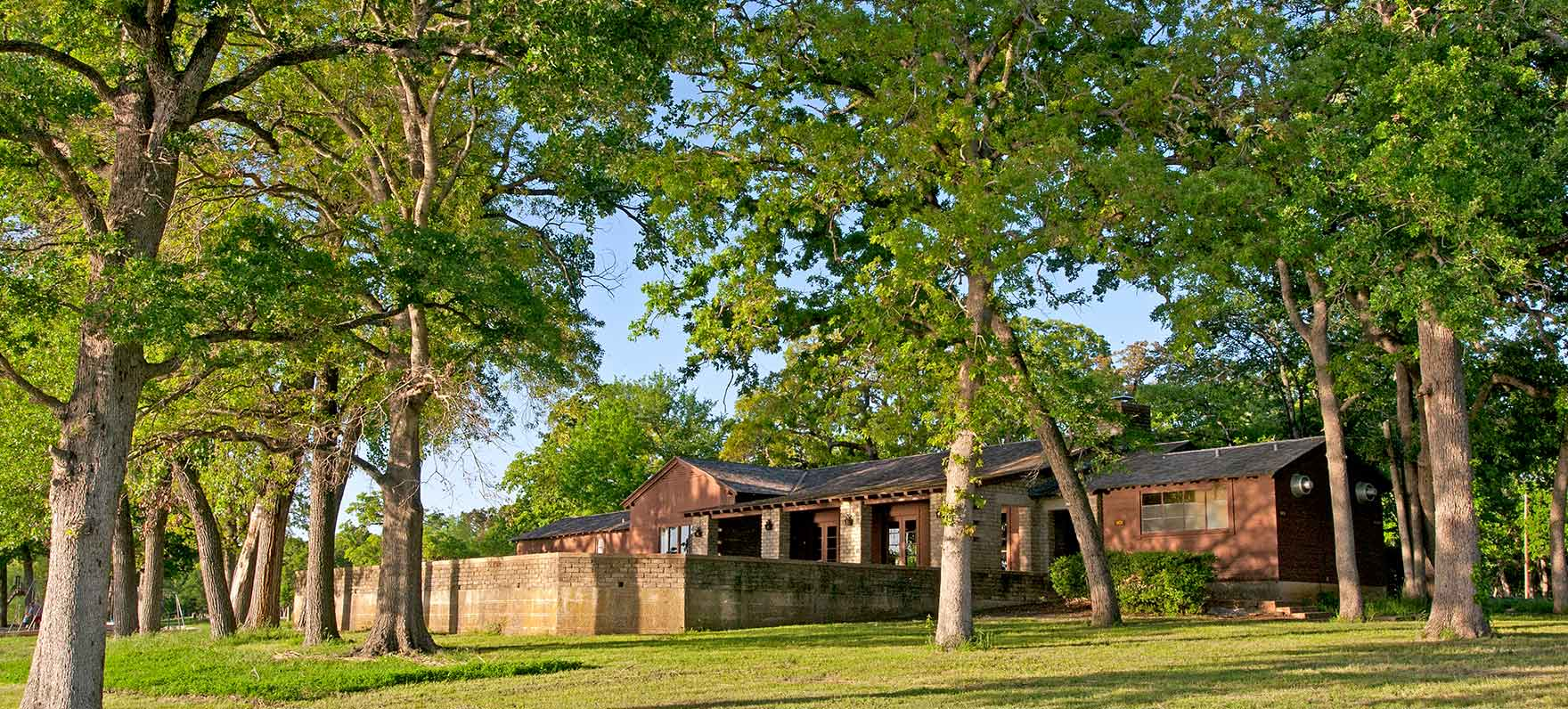 Fort Parker State Park Texas Parks Wildlife Department