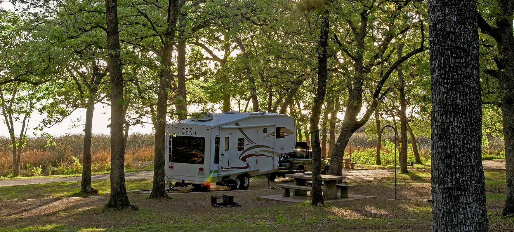 Fort Parker State Park Texas Parks Amp Wildlife Department