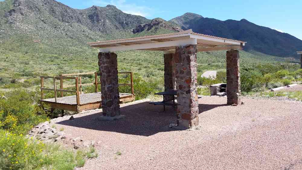 Franklin Mountains State Park Primitive Campsites (Walk-in ...