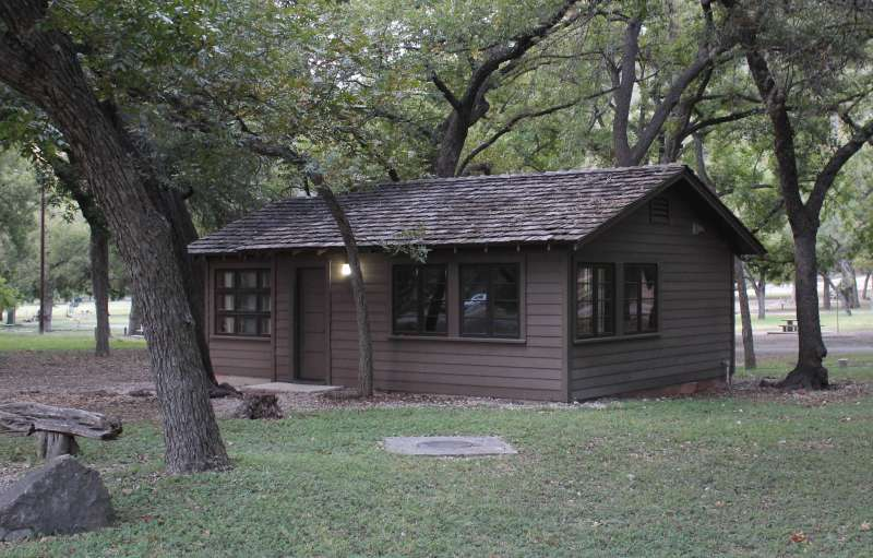 Garner State Park Cabins Without A Fireplace Texas