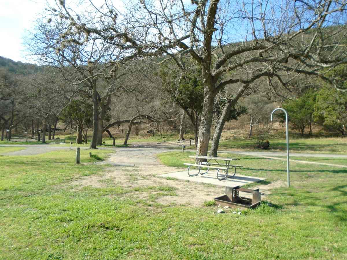 garner state park premium basic campsites  old garner   u2014 texas parks  u0026 wildlife department