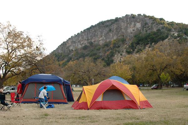 Pecan Grove Campsite (Old Garner)