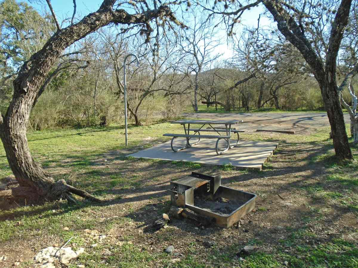 Garner State Park Campsites With Water New Garner