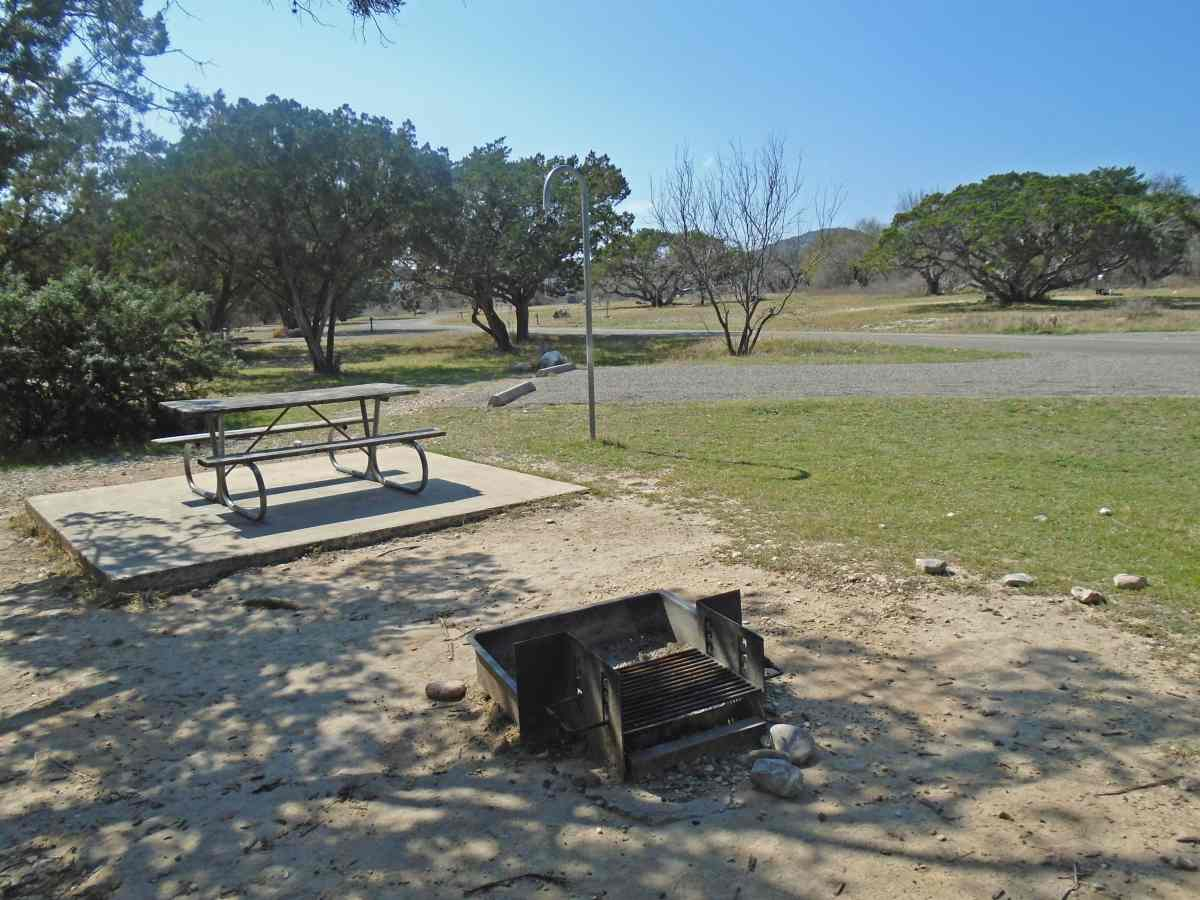 Garner State Park Basic Campsites New Garner Texas