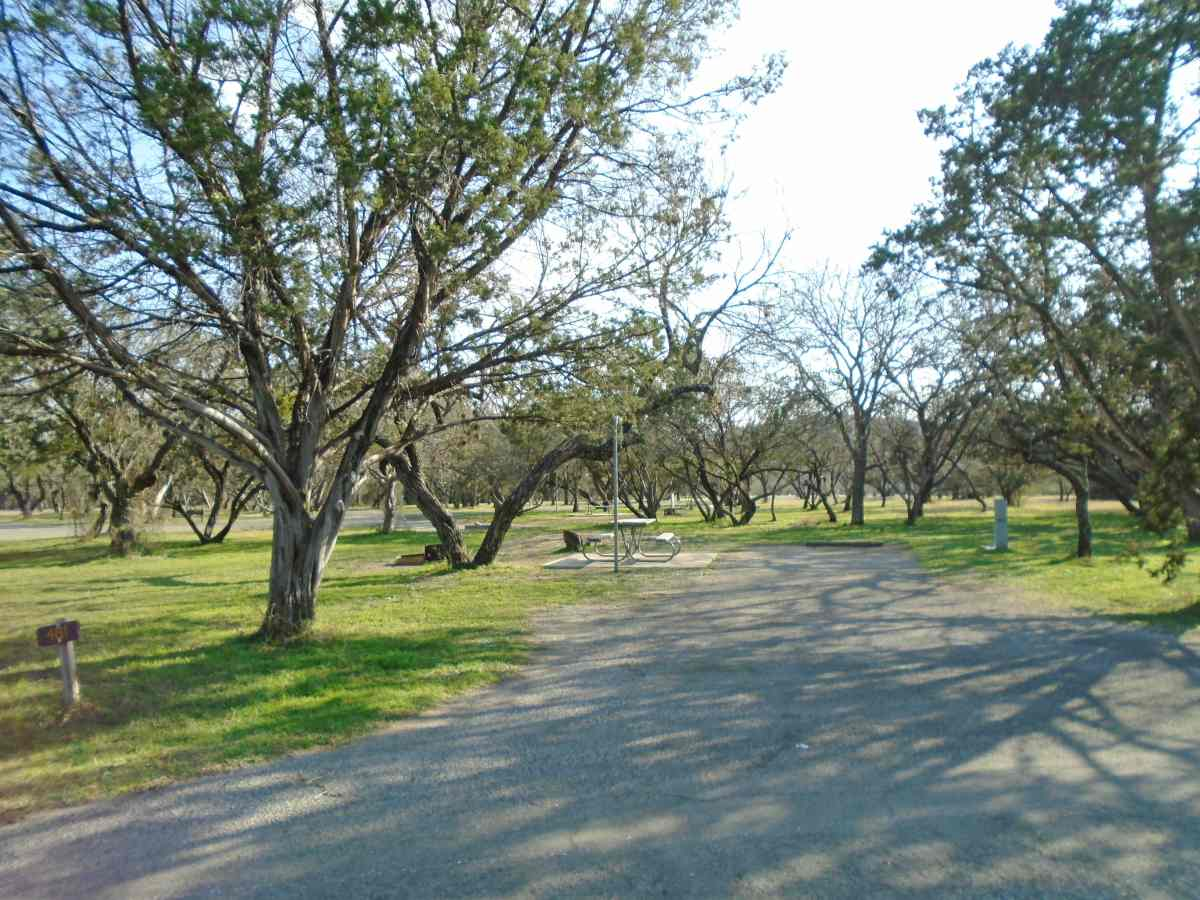 Garner State Park Basic Campsites New Garner Texas
