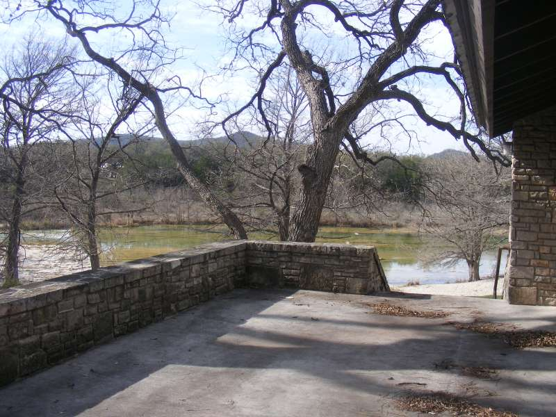 Garner State Park Cypress Springs Group Camp Texas Parks