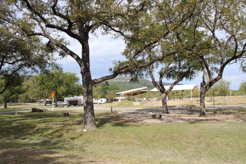 Garner State Park Group Hall Texas Parks Amp Wildlife