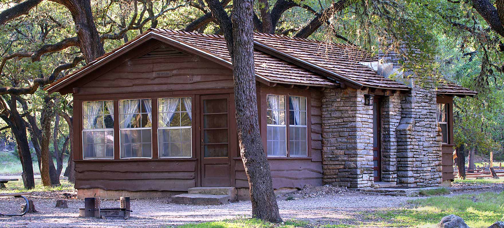 Garner state park texas parks wildlife department for Fishing cabins for rent in texas