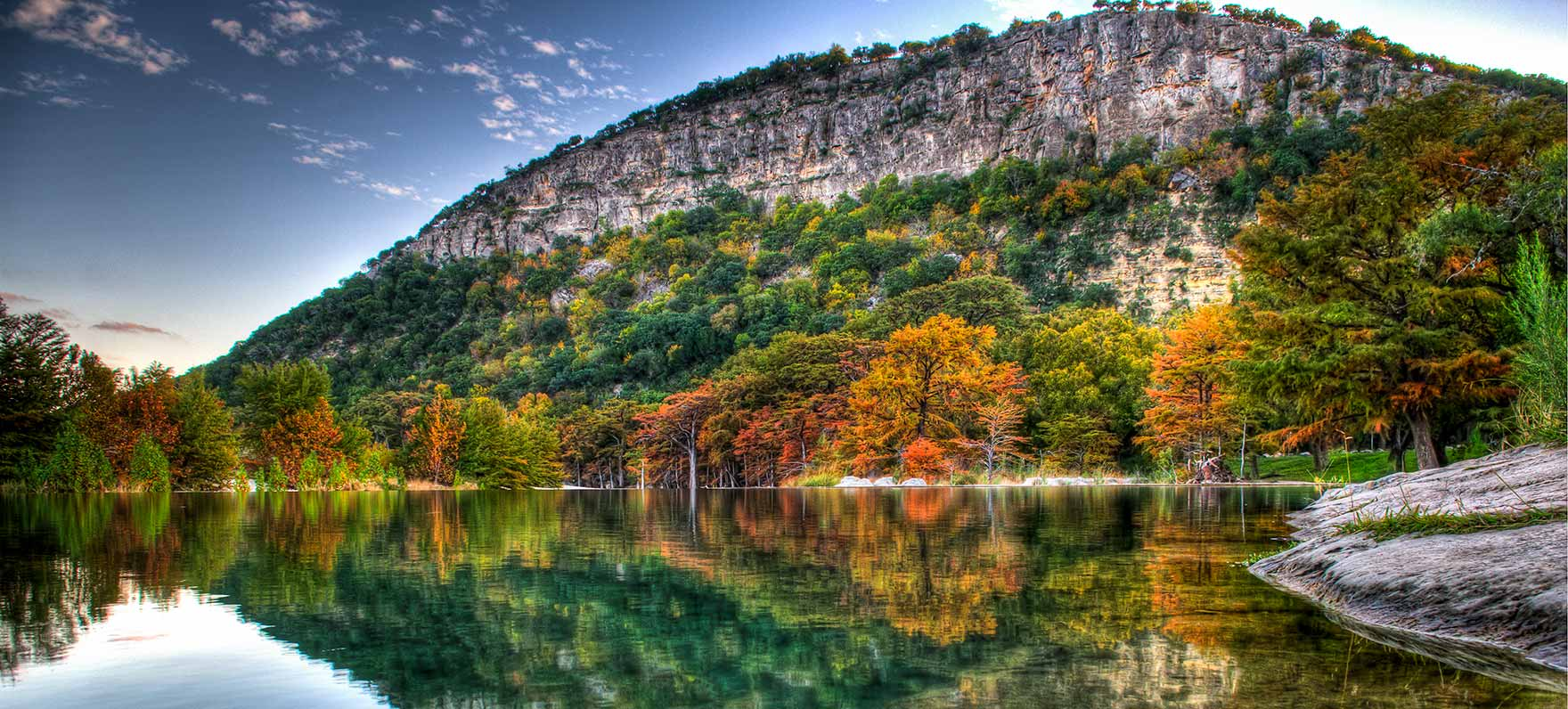 Generations of Texans have spent summer days floating in the clear, cool waters of the Frio River.