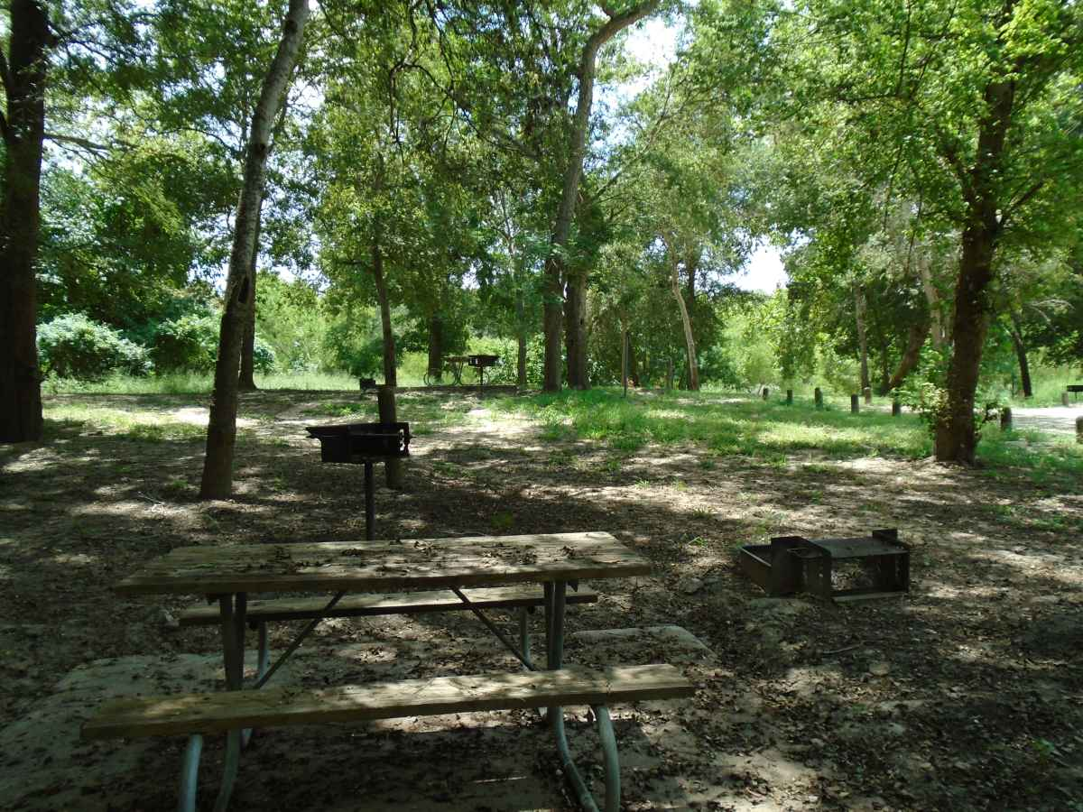 Goliad State Park & Historic Site Campsites with Water ...