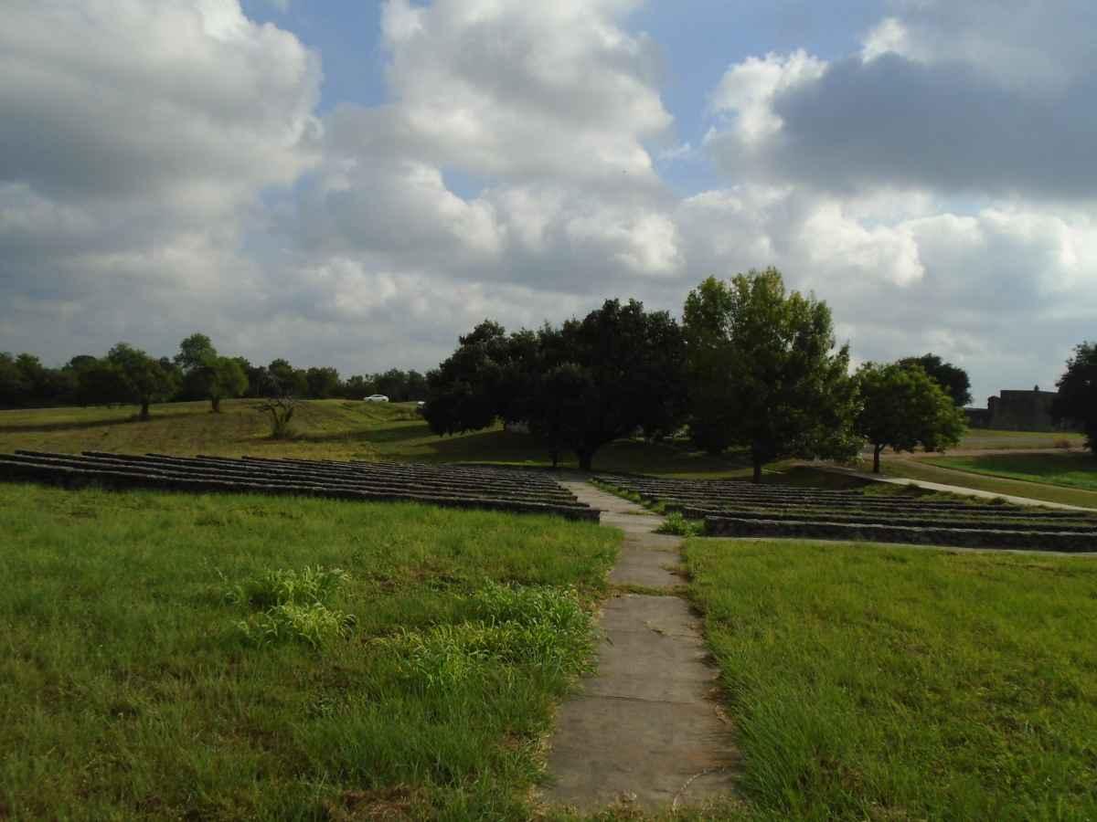 The Amphitheater.
