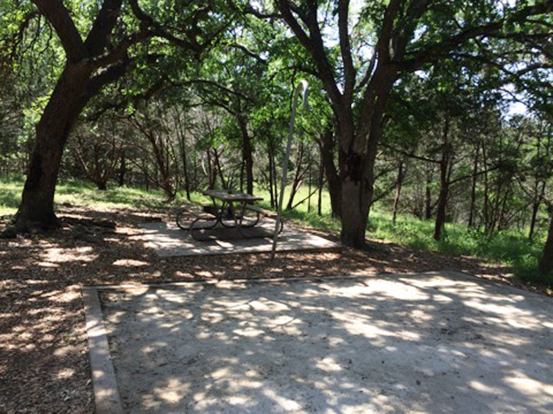 Guadalupe River State Park Campsites With Electricity