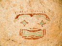 "Mask called ""Starry-eyed man"" found at Hueco Tanks SHS"