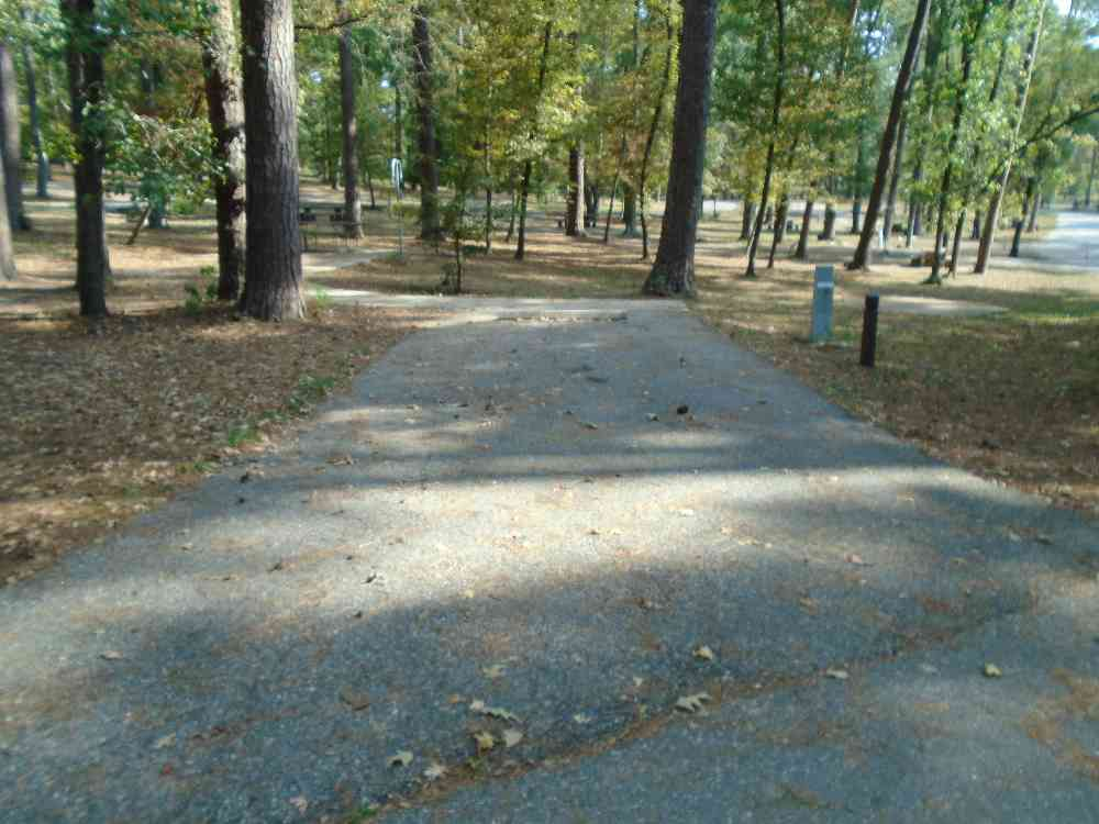 Huntsville State Park Campsites with Electricity — Texas ...