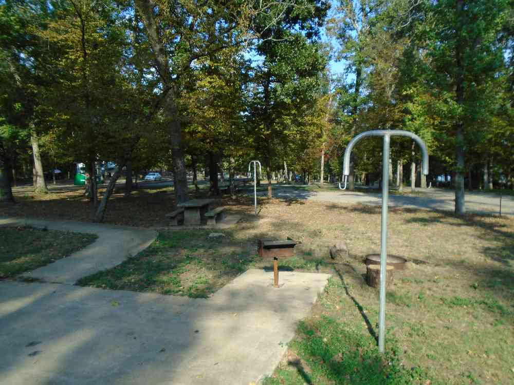 Huntsville State Park Campsites with Water — Texas Parks ...