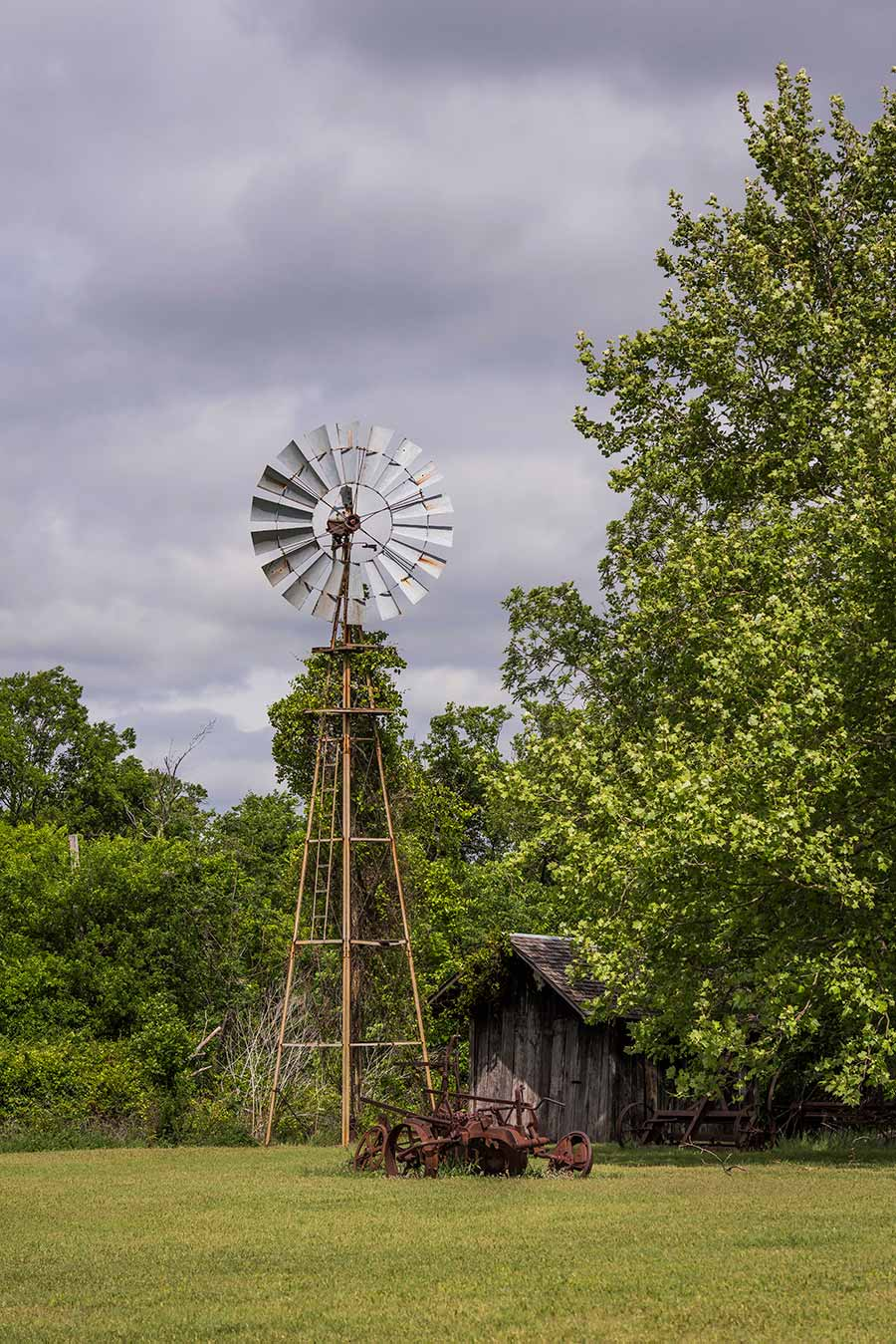 Penn Farm - windmill