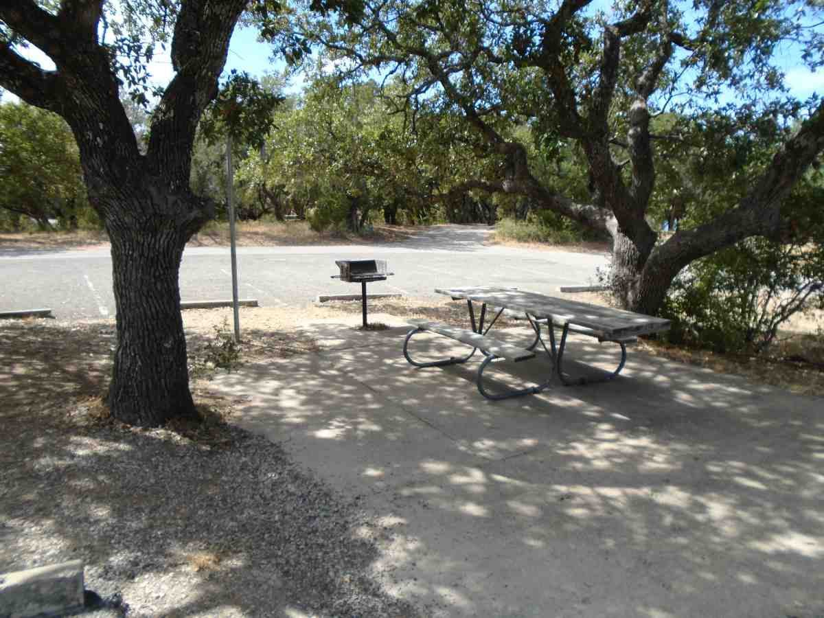 Campsite with Water #331 is wheelchair accessible.