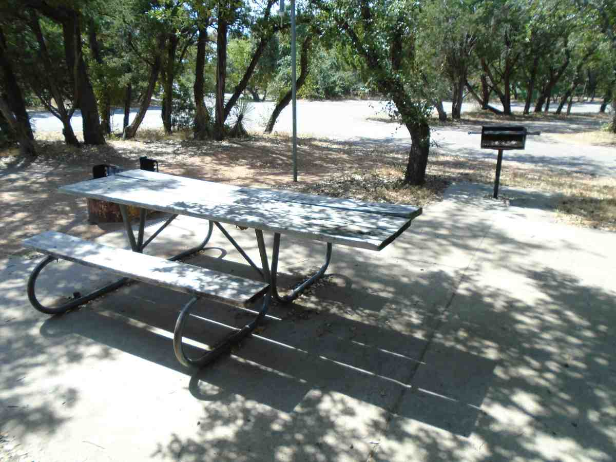 Inks Lake State Park Campsites With Water Texas Parks