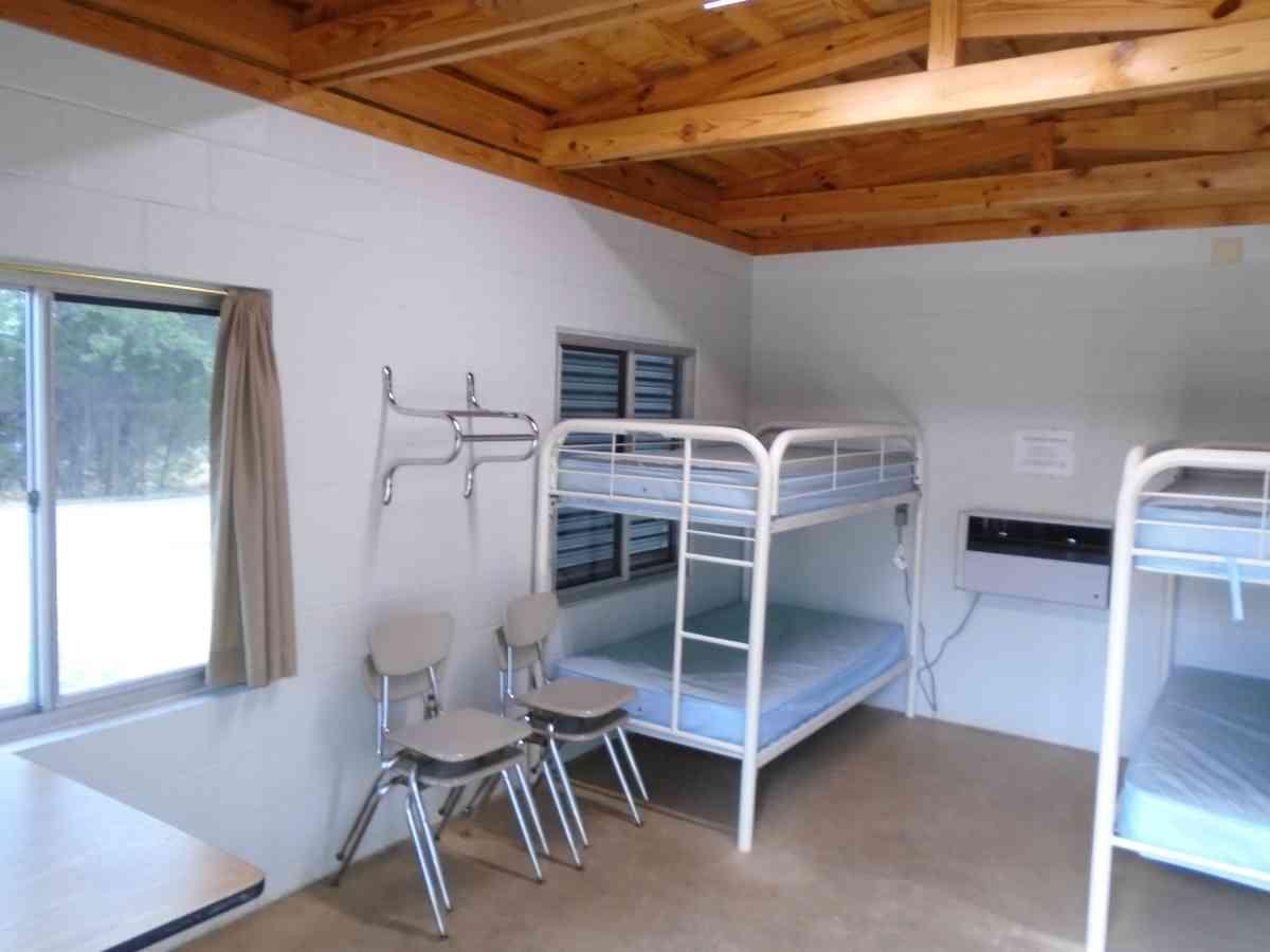 Inside Cabin #17.