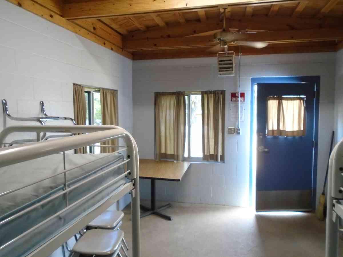 Inside Cabin #22.