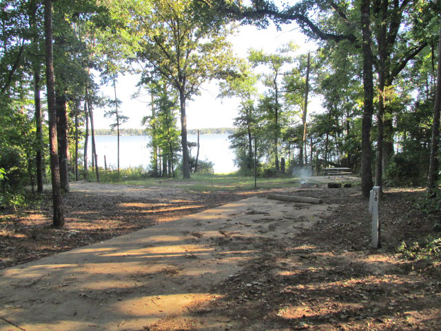 Lake Bob Sandlin State Park Campsites With Electricity