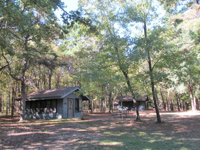 Lake Bob Sandlin State Park Screened Shelters Texas