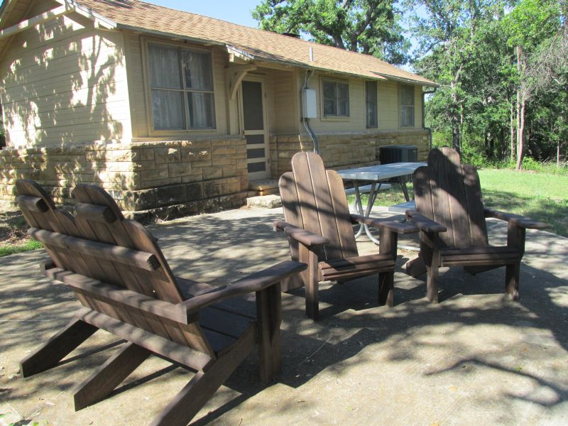 Lake Brownwood State Park Cabins Four Person Texas