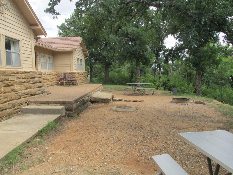 Lake Brownwood State Park Fisherman S Lodge Texas Parks
