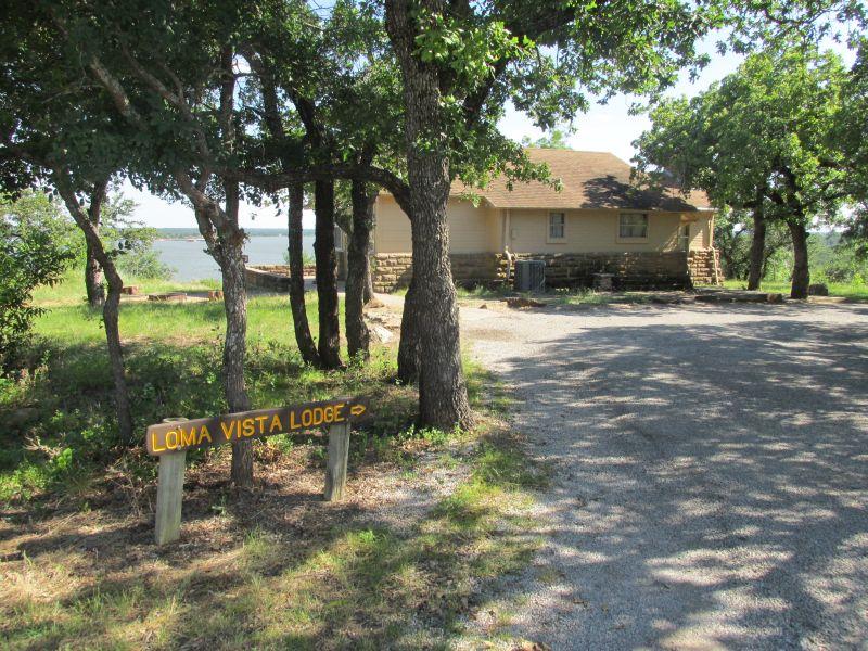 Lake Brownwood State Park Loma Vista Lodge Texas Parks