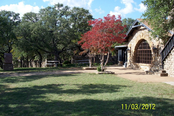 Lake Brownwood State Park Group Recreation Hall With