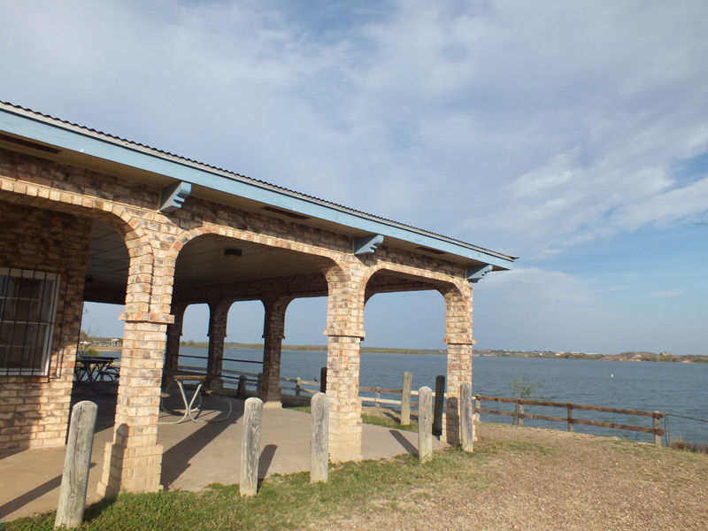 Lake Casa Blanca International State Park Group Hall With