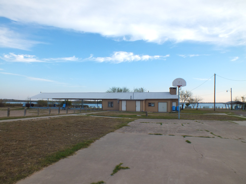 Lake Casa Blanca International State Park Group Hall With