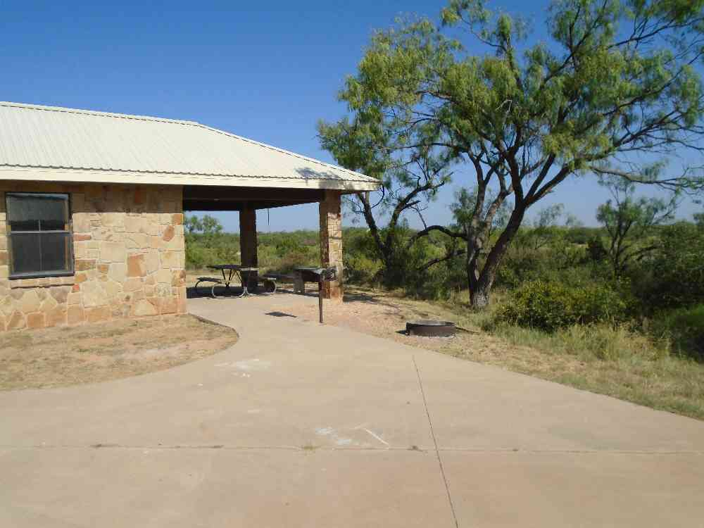 Lake Colorado City State Park Limited Use Cabins Texas
