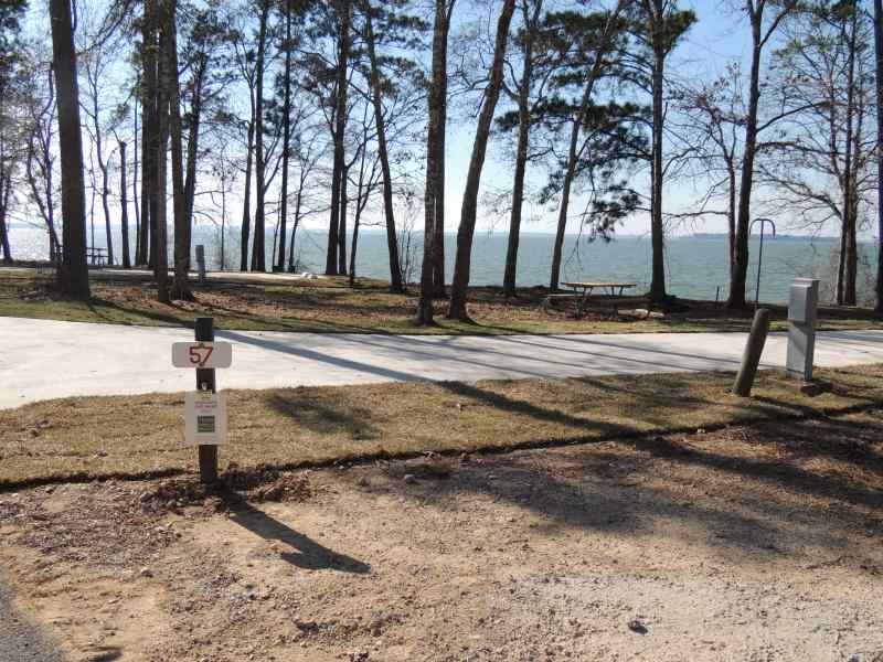 The view from Piney Shores #57