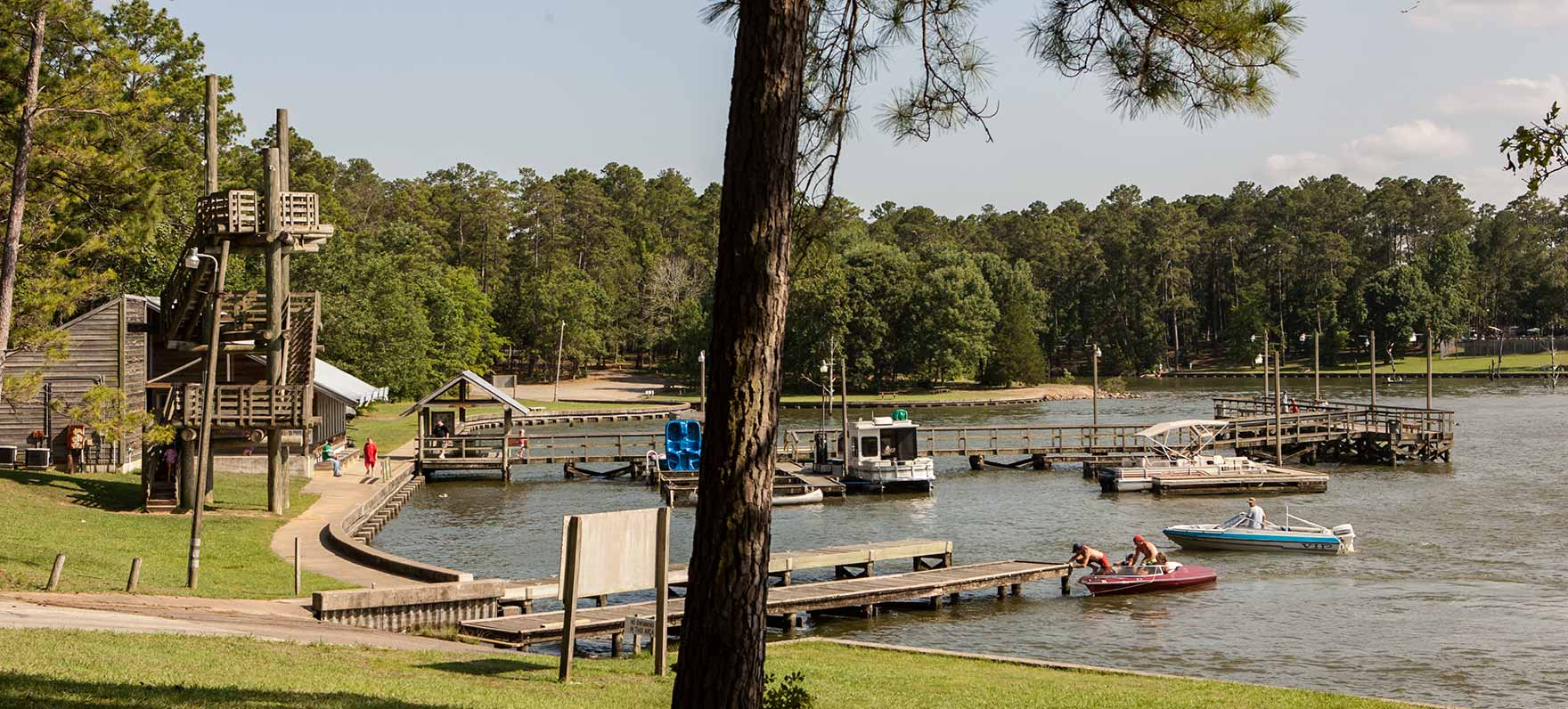 Lake Livingston State Park Texas Parks Amp Wildlife Department