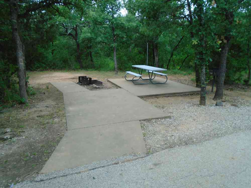 Lake Mineral Wells State Park Guide