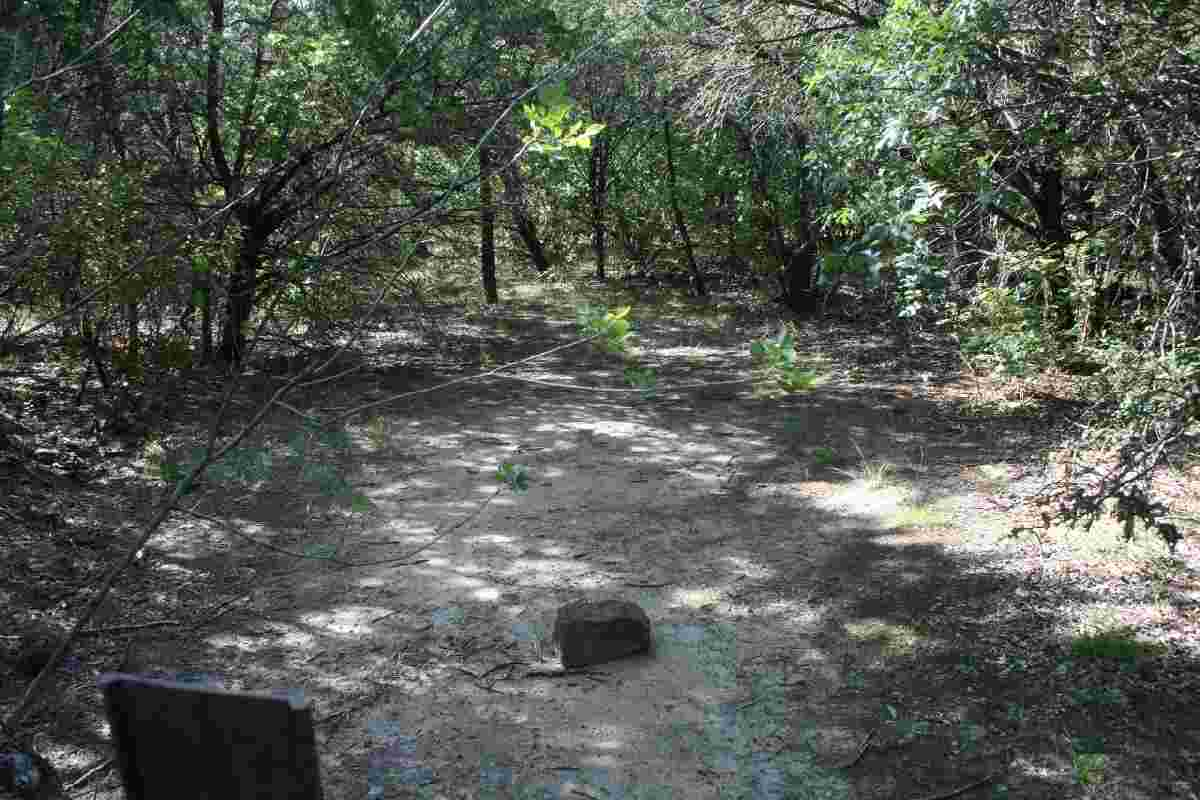 Lake Mineral Wells State Park & Trailway Primitive ...