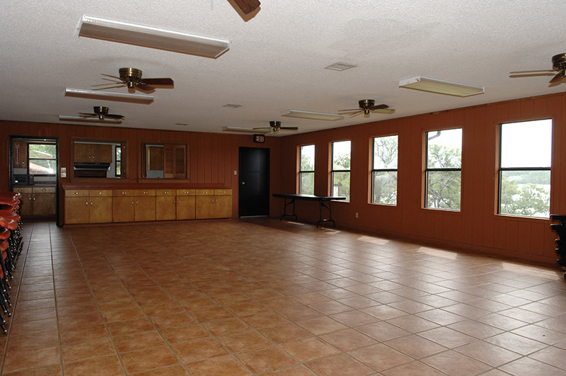 Lake Mineral Wells State Park Amp Trailway Group Hall With Kitchen Texas Parks Amp Wildlife Department