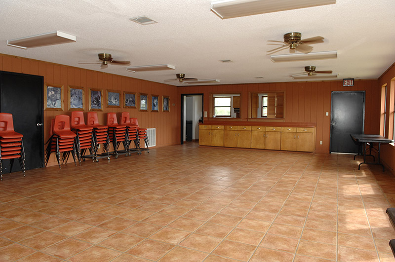 Lake Mineral Wells State Park Amp Trailway Group Hall With