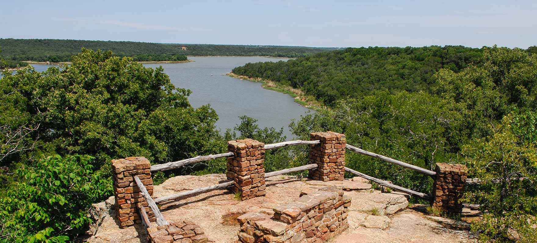 Lake Mineral Wells State Park Trailway Texas Parks Wildlife - Interactive map of us national and state parks