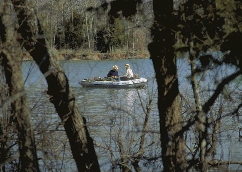 Lake Tawakoni State Park History — Texas Parks & Wildlife