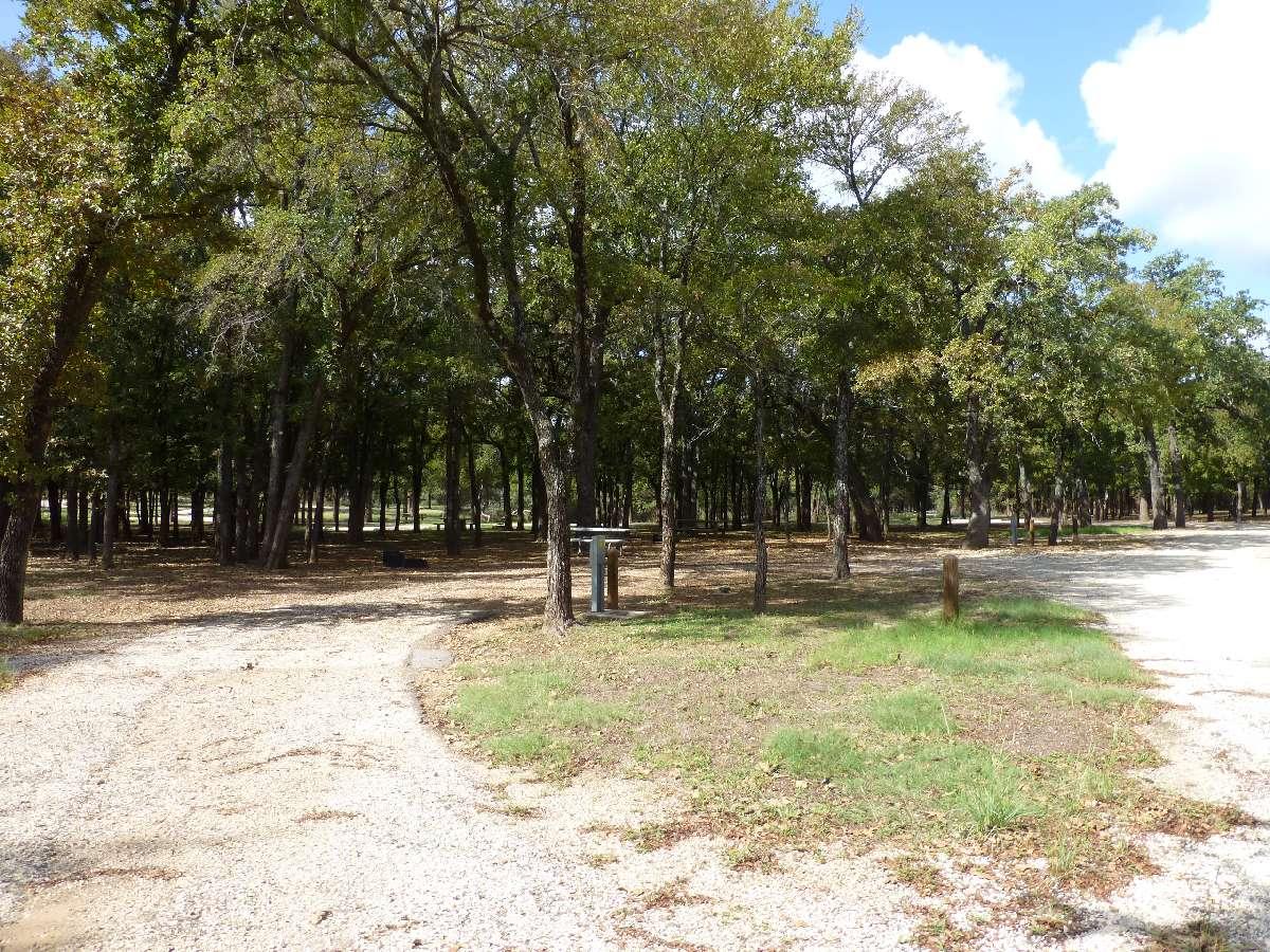 Lake Whitney State Park Full Hookup Campsites — Texas ...