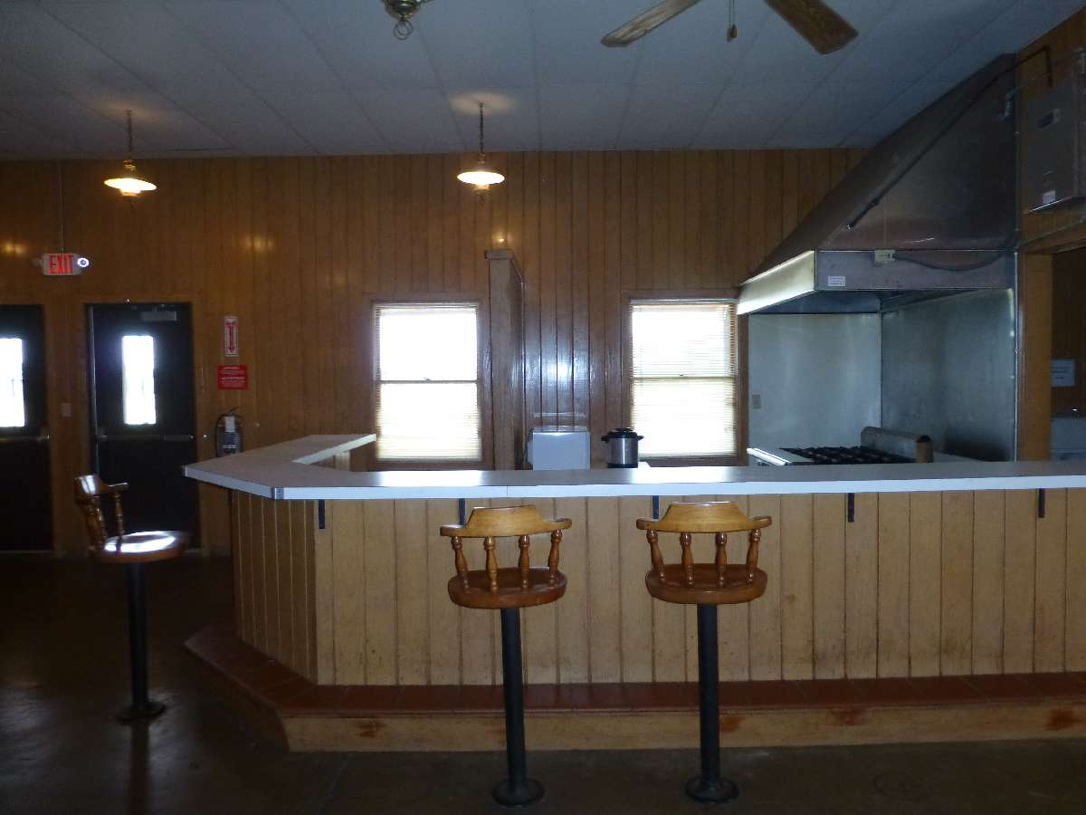 Lake Whitney State Park Group Hall With Kitchen Texas