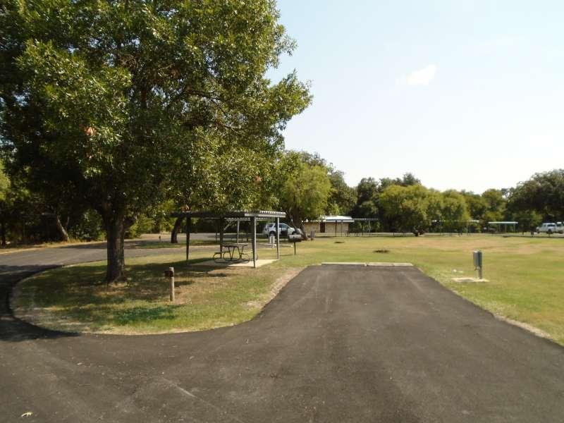 lockhart state park full hookup campsites  u2014 texas parks
