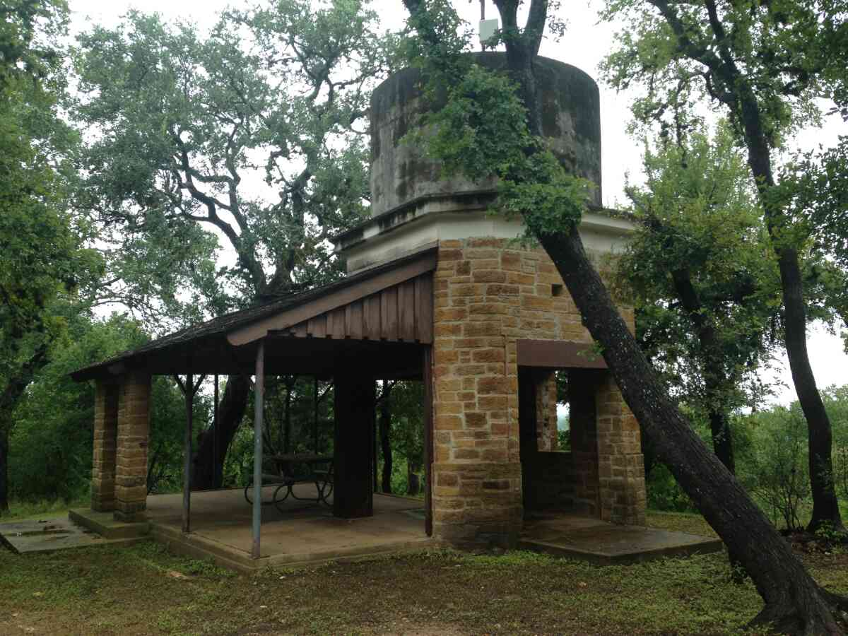 Lockhart State Park Group Hall With Kitchen Texas Parks