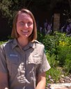 photo of female park ranger