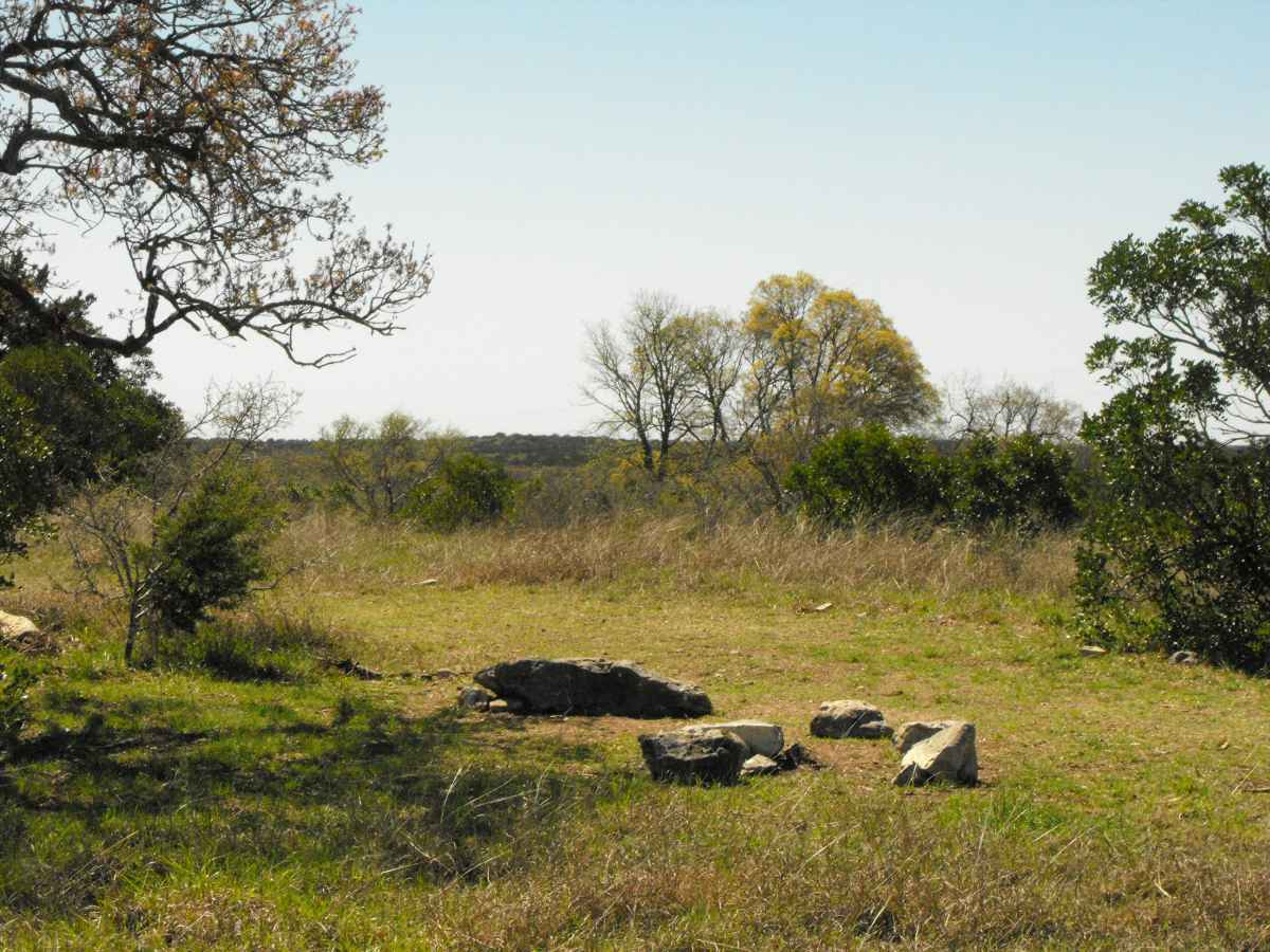 Another view of Primitive Camping Area B.
